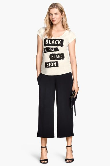 Maternity trousers H&M