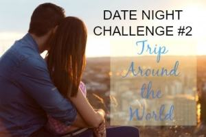 DATE NIGHT CHALLENGE #2