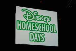 Disney Homeschool Days Now Known as Student Seminars