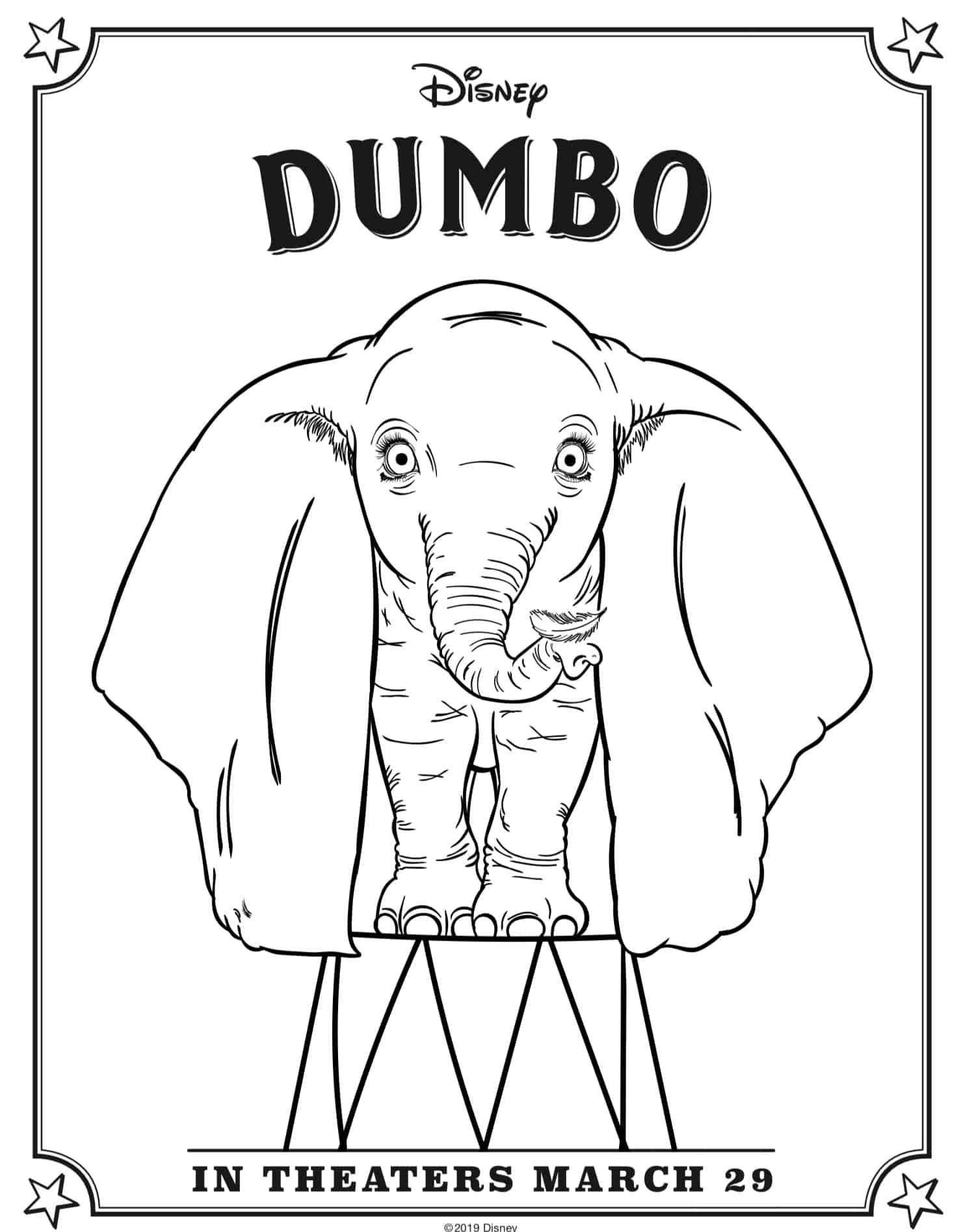 Disney Dumbo Drawings Wiring Diagram Database