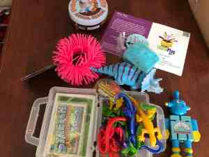 Sensory Play: Preview of Sensory TheraPlay Subscription Box – MAY