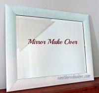Mirror/Frame Makeover