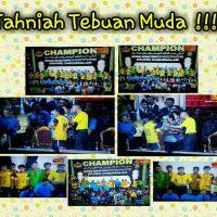 Brunei Triumphs. Hassanal Bolkiah Trophy 2012 is Ours.