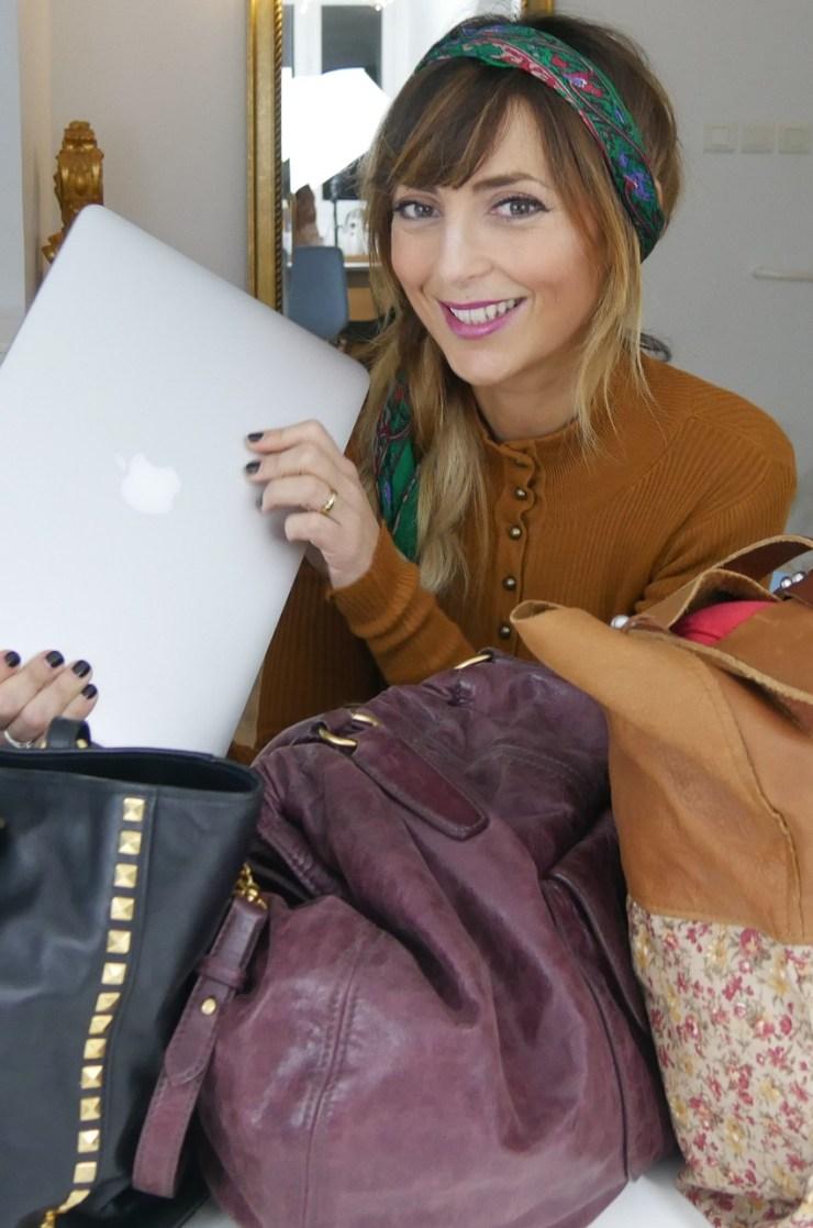 amourblogetbeaute sacs glamour pour ordi Aurora