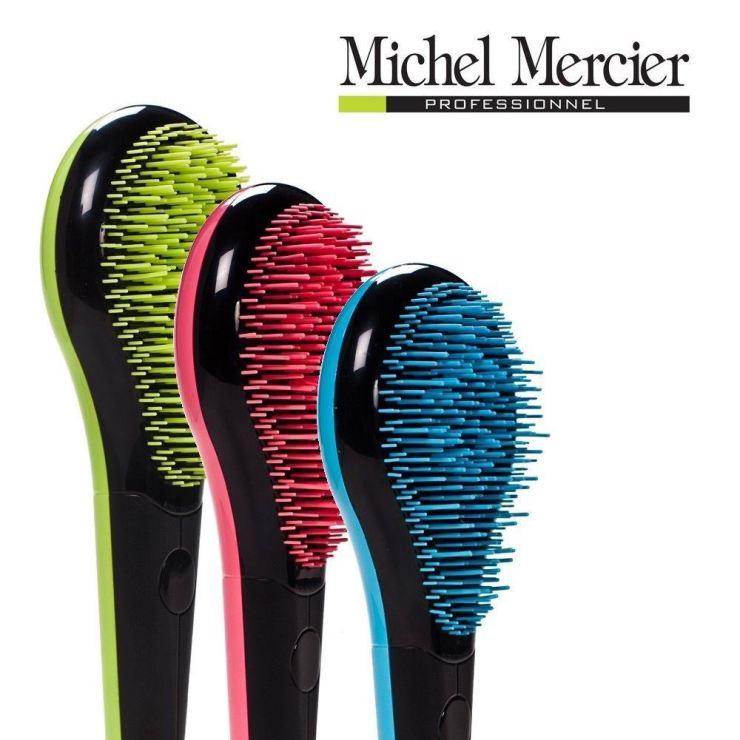 Michel Mercier amourblogetbeaute brosse démelante