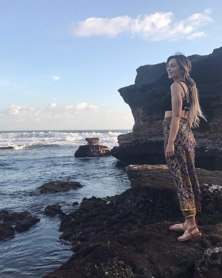 AmourBlogetBeaute cette rentrée je veux changer Temple sur la mer Bali