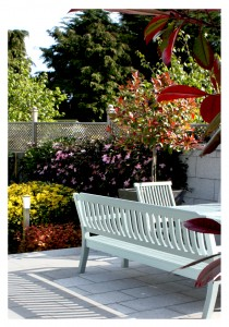 Garden Patio Design - Mount Merrion