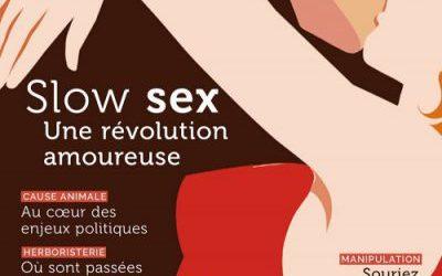 Slow Sex une révolution amoureuse / Revue Nexus été 2017
