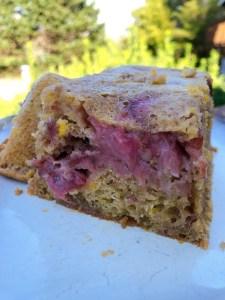 cake fraise peche amoureuse dune tarte au citron