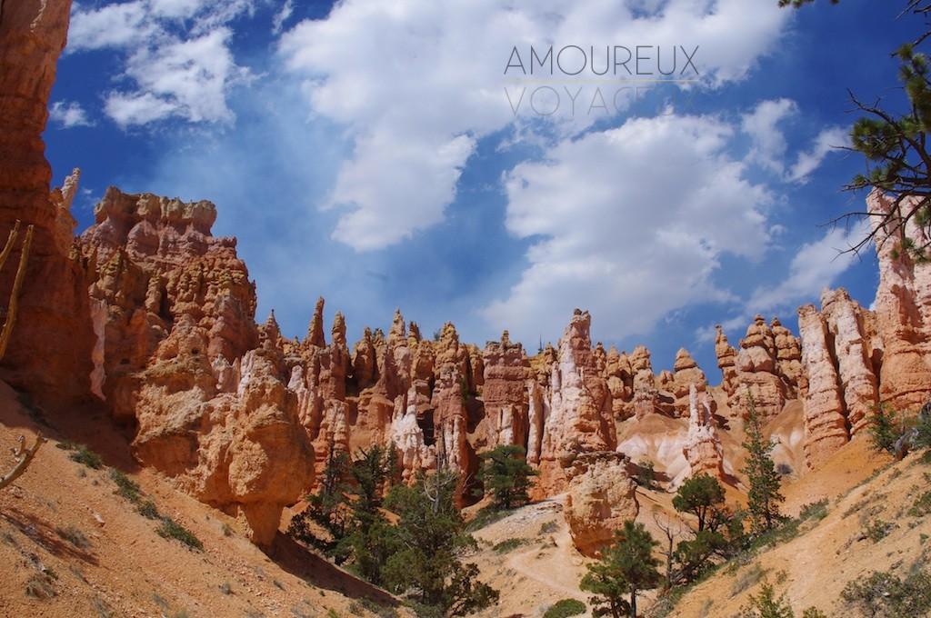 Needles, Bryce Canyon
