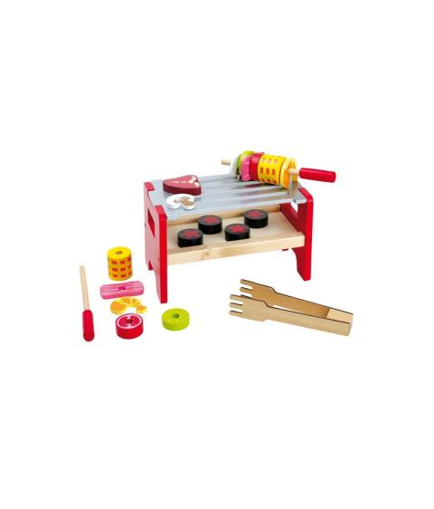 Table Grill Skewer for Kids by Legler
