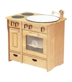 Cooker Sink Combo Natural 2014