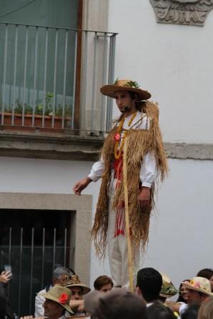 Unha imaxe da Festa dos Maios nunha edición pasada   AVV Casco Vello