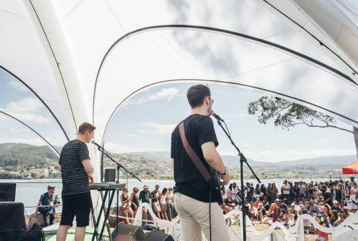 Os concertos son sempre un enigma no Festival Sin Sal, imaxe da pasada edición | Alba Sotelo