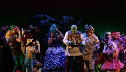 Shrek O Musical e QueenManía, primeiras confirmacións infantís para Castrelos