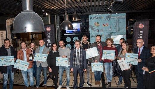 Trepia Gastronomía, gañador da 5ª edición do Petisquiño