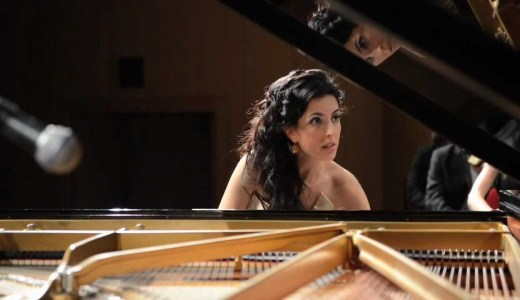OV430 Symphonic Aysedeniz, música clásica e pop-rock nun só concerto