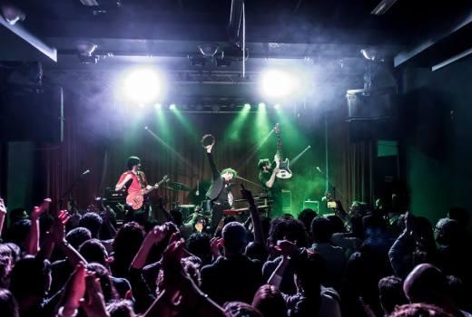 Moon Cresta despide 'Moonary' este sábado na Sala Masterclub