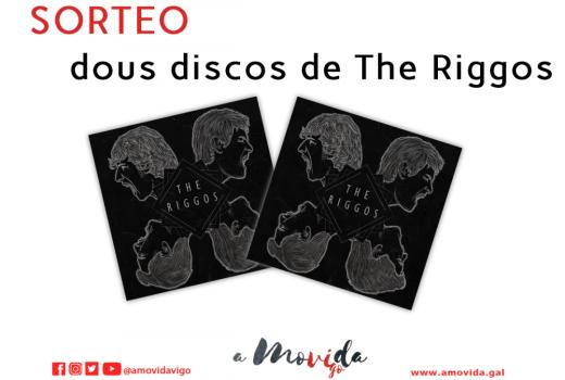 Sorteamos dous discos de The Riggos no seu primeiro aniversario