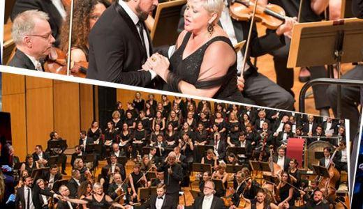 Catro martes de abril para catro días de ópera