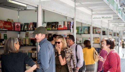 Decenas de actividades para a 45ª Feira do Libro de Vigo