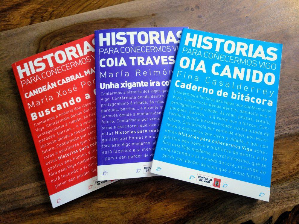 Historias para coñecermos Vigo