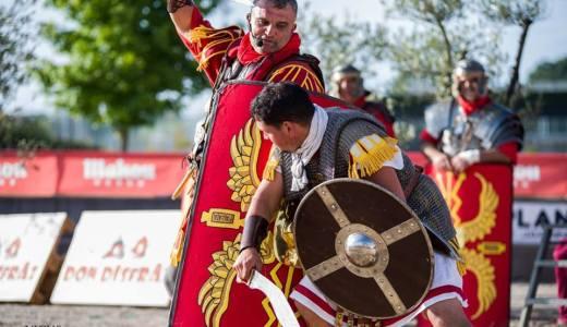 Volve o Vicus Spacorum con cine, batallas de gladiadores e un mercadiño renovado