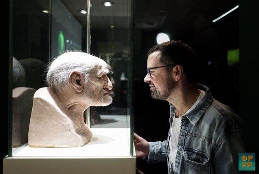 Alberto Hortas, dos Goya ao Galician Freaky Film Festival