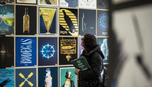 Millar e medio de carteis de 66 países no Bienal de Cartelismo Terras Gauda