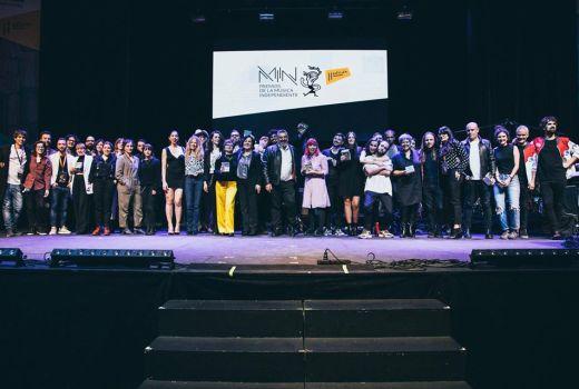 14 artistas vigueses entre os candidatos aos Premios MIN