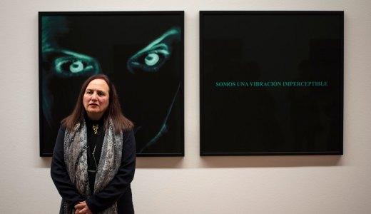 Mirada introspectiva e colectiva na exposición de Yolanda Herranz