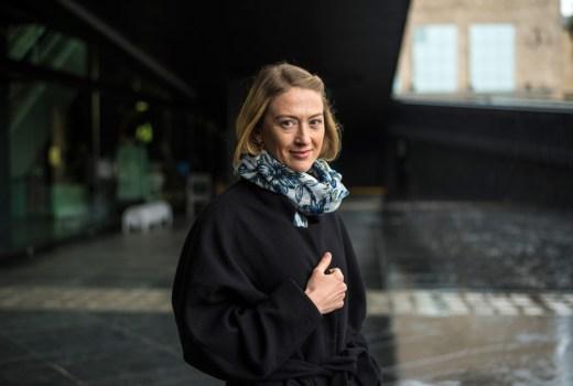 Katerina Linke: «O galego é unha lingua moi musical»
