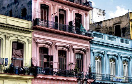 O Paseo de Cuba
