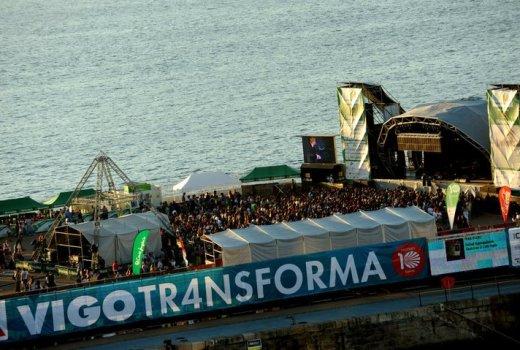 Cinco festivais de música en Vigo que xa non existen