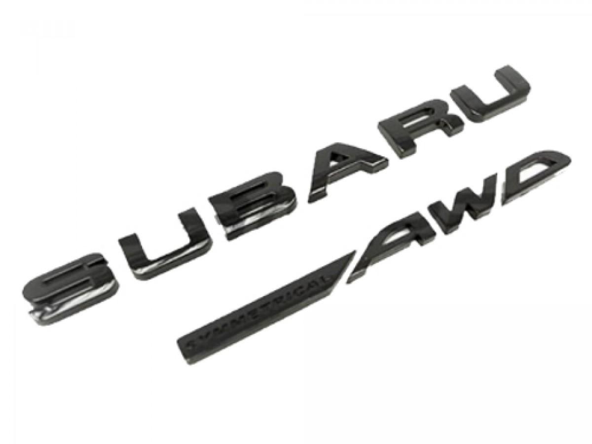 Subaru Emblem (Part No: 93079FJ220)
