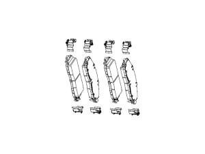 2015 Jeep Wrangler JK Tune-Up & Maintenance Parts