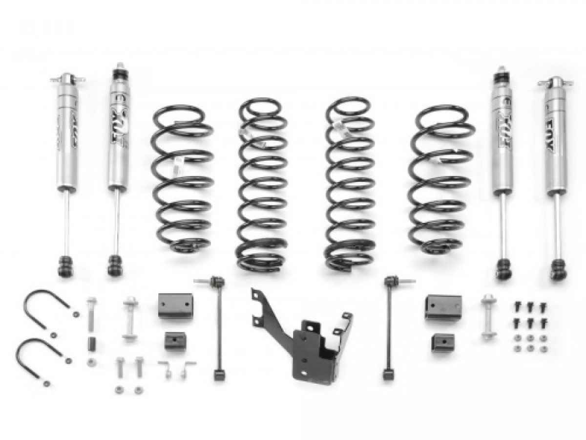 Genuine Jeep Performance Lift Kit 2