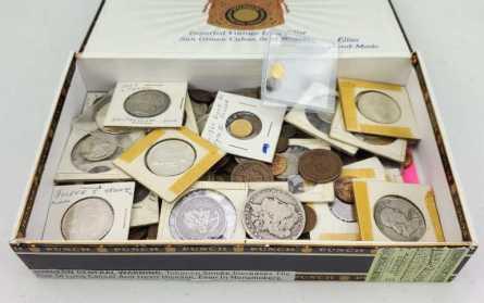 Estate Find - Coins