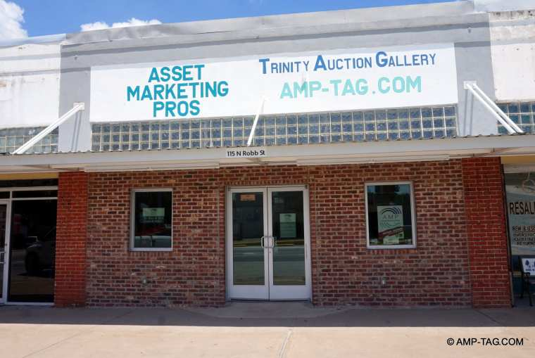 Assets Sells at Auction here is our storefront