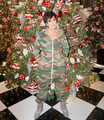 Kris Jenner Planning Lavish Christmas With Kourtney And Khloe S Exes Scott And Lamar And Caitlyn Invited For Christmas Day Independent Ie