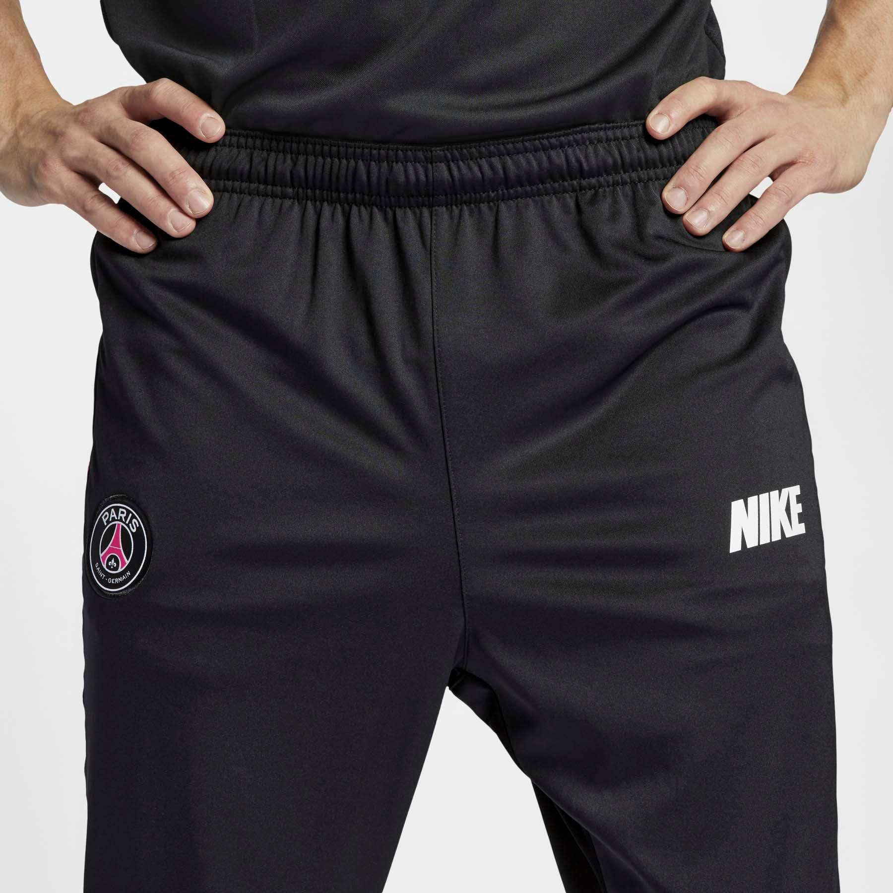 nike paris saint germain trainingsanzug herren hyper pink black black black im online shop von sportscheck kaufen