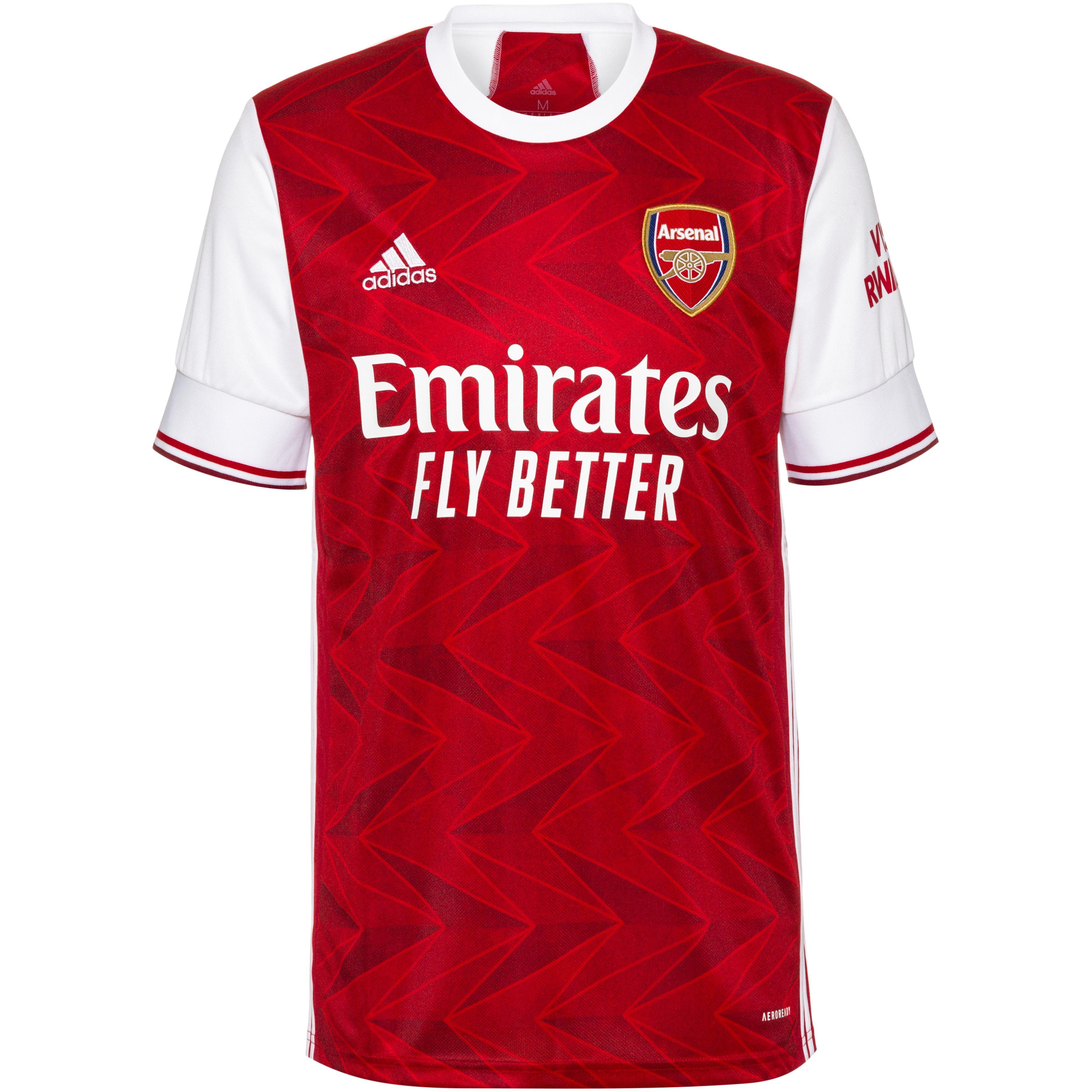 adidas arsenal london 20 21 heim trikot herren active maroon im online shop von sportscheck kaufen