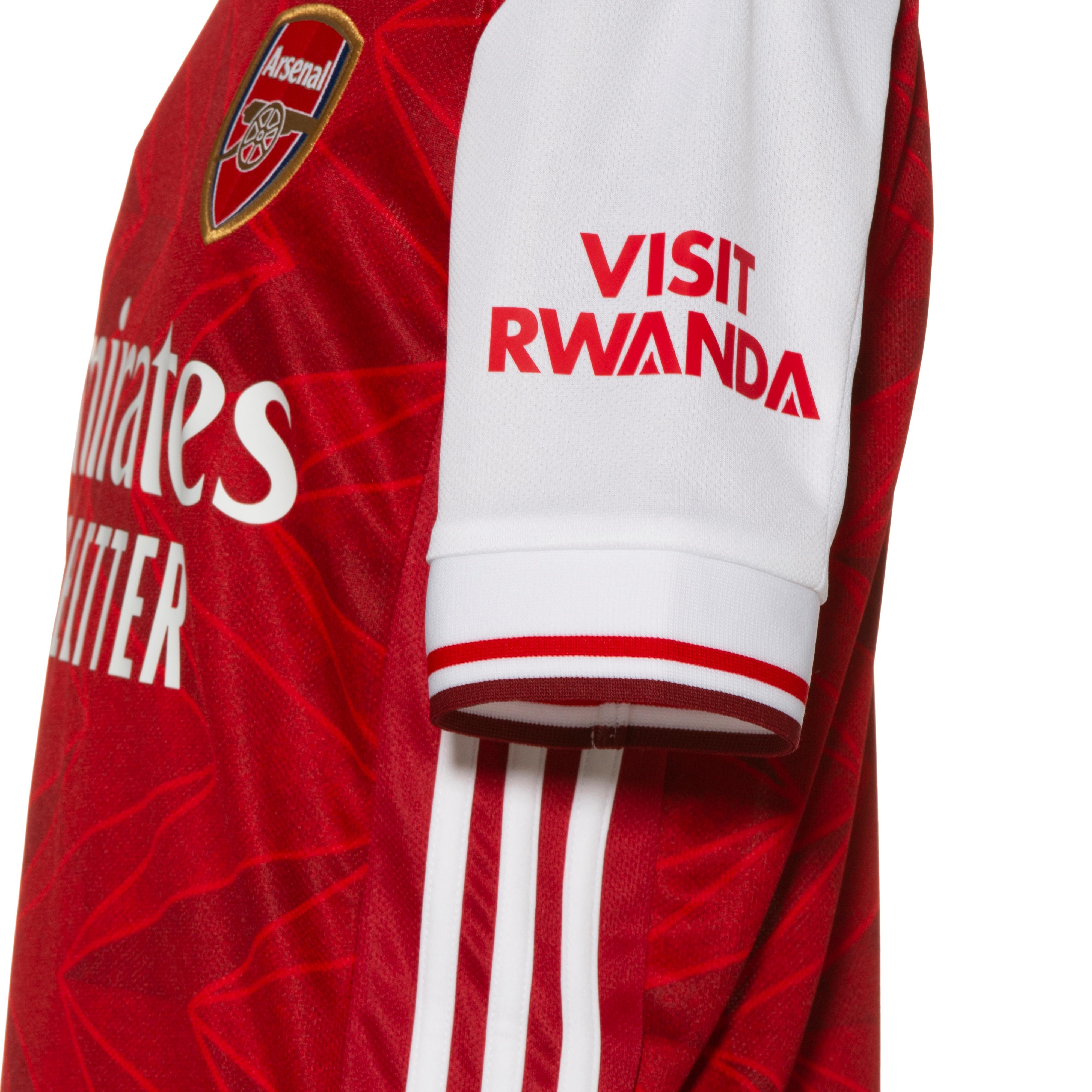 adidas arsenal london 20 21 heim trikot kinder active maroon im online shop von sportscheck kaufen