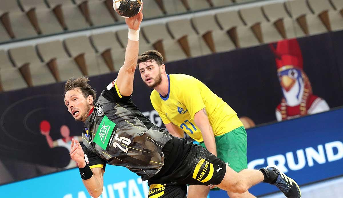 handball wm live deutschland vs polen in der hauptrunde heute im tv livestream und liveticker
