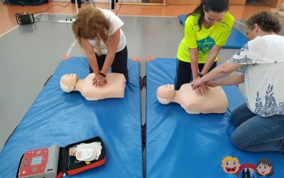 Resumen taller primeros auxilios