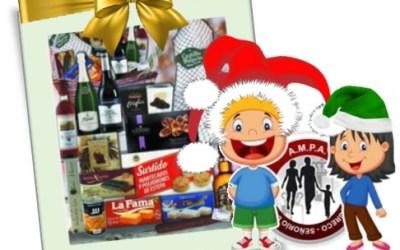 Sorteo Cesta de Navidad Socios AMPA