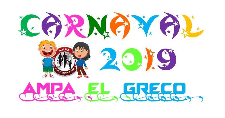 Inscripción Carnavales 2019