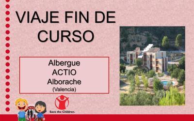 Viaje Fin de Curso Valencia