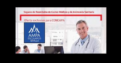 Oferta de Seguros Mapfre a CONCAPA