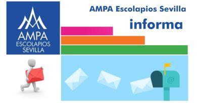 Comunicados AMPA Escolapios Sevilla